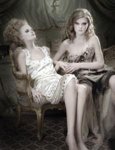 Old fashioned lesbian